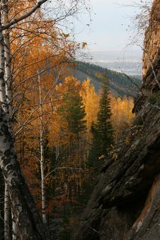 Free Stolby Mountain In Siberia Stock Photos - 3330583