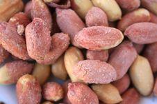 Free Peanuts Stock Image - 3331101