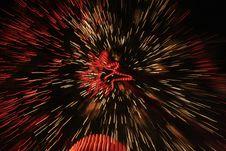 Free Christmas Lights Stock Photography - 3331512