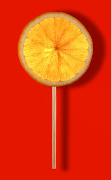 Free Natural Lollipop Stock Images - 3331884