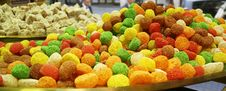 Free Colorful Sweets Stock Image - 3332061