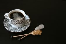 Free Coffee And Sugar Stock Images - 3332944