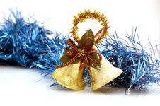 Free Christmas Bells Royalty Free Stock Photo - 3333495