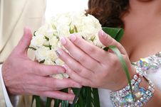 Free Wedding Bouquet Stock Photography - 3333902