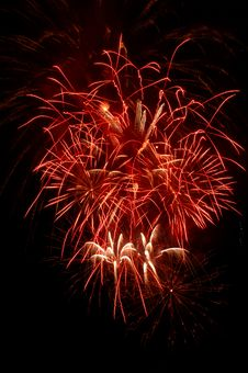 Free New Year Firework Stock Images - 3334094
