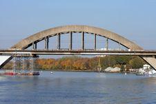 Free Railway Bridge Stock Photo - 3336060