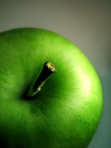 Free Green Apple Royalty Free Stock Images - 3336679