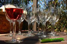 Free Wine Glass Stock Photos - 3336833