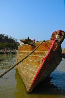 Free Boat Royalty Free Stock Image - 3337536