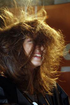 Free Rebel Hair Royalty Free Stock Photo - 3338795