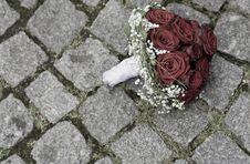 Free Bride Bouquet Royalty Free Stock Photos - 3338918