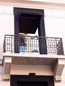 Free Balcony Stock Photography - 3339052