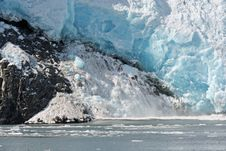 Free Alaska Glacier Stock Photo - 3339110