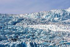 Free Alaska Glacier Field Stock Photography - 3339142