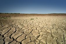 Free Scorched Earth Stock Photography - 3339692