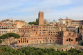 Free Forum Of Trajan In Rome Royalty Free Stock Image - 33304326