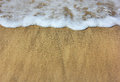 Free Sea waves And Wet Sand Stock Images - 33304524