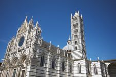 Free Siena Cathedral, Italy Royalty Free Stock Photos - 33302118