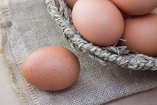 Free Eggs Royalty Free Stock Image - 33311126