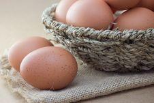 Free Eggs Royalty Free Stock Photos - 33311178