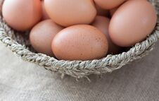 Free Eggs Royalty Free Stock Photography - 33311557