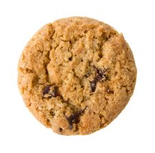 Free Chocolate Chip Cookies Royalty Free Stock Photography - 33314277