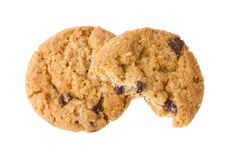 Free Chocolate Chip Cookies Stock Photo - 33314310