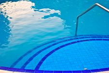 Free Swimming Pool 13 Royalty Free Stock Photo - 33316785