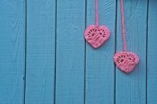 Free Hearts As A Symbol Of Love Stock Images - 33317674