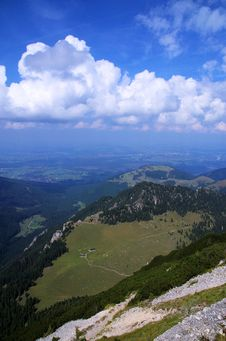 Free Wendelstein, Germany Royalty Free Stock Photos - 33319818