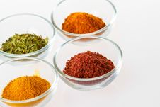 Free Oriental Spices Royalty Free Stock Photography - 33323427