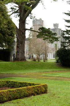 Free Garden Of Ashford Castle, Co. Mayo - Ireland Stock Photos - 33327273