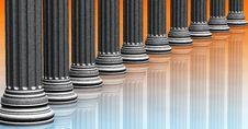 Free Columns Stock Photo - 33329840