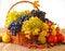 Free Still Life With Autumn Fruits Stock Photo - 33323800