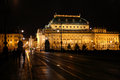 Free Night In Prague Royalty Free Stock Image - 33332676