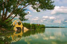 Free The Harp Bridge Stock Photography - 33339752