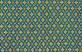 Free Colorful Batik Cloth Fabric Background Royalty Free Stock Photo - 33344355
