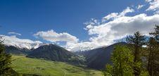Free The Ötztal Alps Stock Photo - 33342330