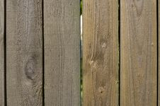 Free Wooden Fence Background Stock Photo - 33342770