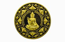 Free Native Thai Style Amulet Royalty Free Stock Photography - 33345777