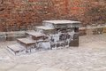 Free Vintage Stone Steps. Stock Photo - 33362230