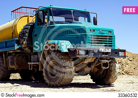 Free Vehicle All-terrain Vehicle Stock Photography - 33360532