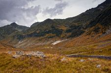 Beautiful Mountains Landscape In Carpathian Stock Photos