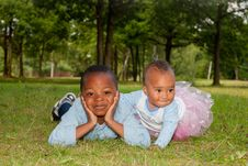 African Children Portrait Stock Photos