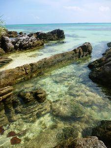 Free Tanjung Gelam Beach Royalty Free Stock Photo - 33363425
