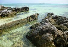 Free Tanjung Gelam Beach Stock Photo - 33364180