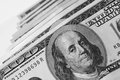 Free Close Up Of Dollar Bill Stock Images - 33370874