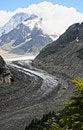 Free Chamonix Ice Sea Stock Images - 33374164