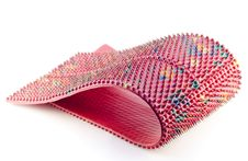 Free Mat With Needles For Alternative Medicine Stock Photos - 33371423