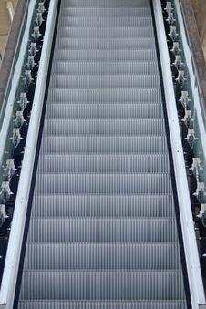 Free Escalator Royalty Free Stock Photos - 33374778